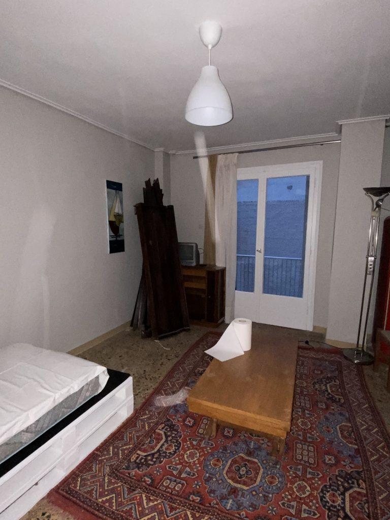 Studio / Γκαρσονιέρα Άγιος Βελλησάριος, προς ενοικίαση 35 τ.μ. | 200 €/μήνα