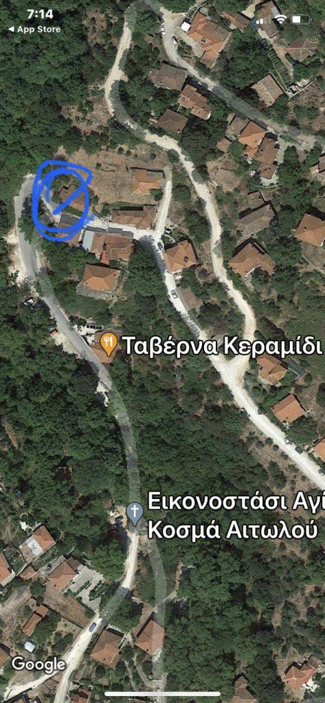 Οικόπεδο Μεταξοχώρι Λάρισας προς πώληση 500 τ.μ. | 30.000 €