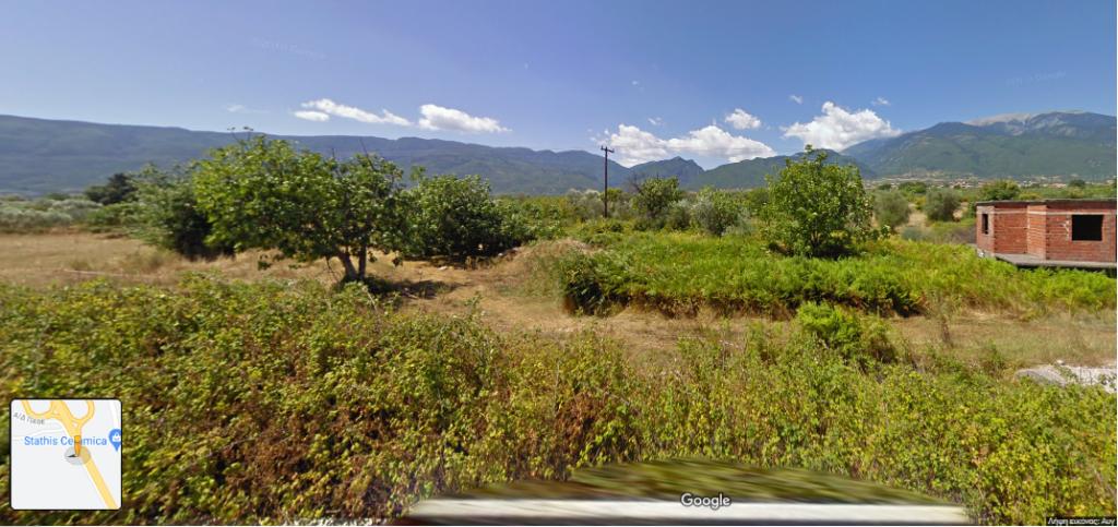 Αγροτεμάχιο, προς πώληση 1.000 τ.μ. στην Λεπτοκαρυά Πιερίας | 25.000 €